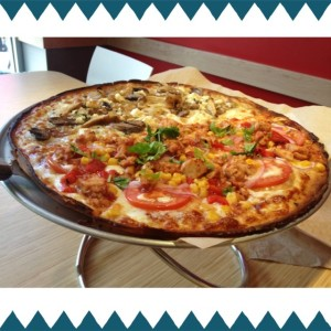 Pearl #17: Gluten-free at zPizza in Clayton