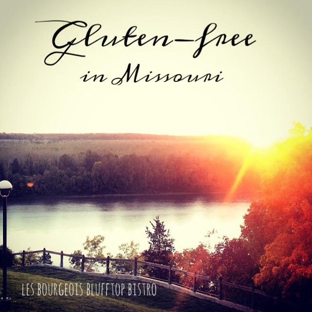 Gluten-free Restaurants: Missouri