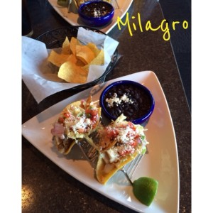 Pearl #28: Gluten-free at Milagro Modern Mexican